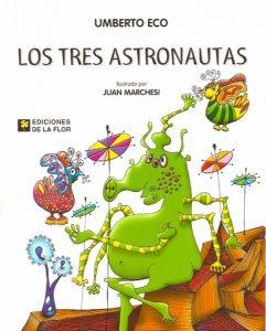 LOS TRES ASTRONAUTAS