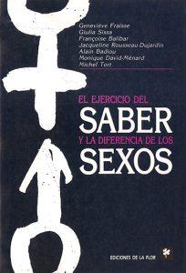 EL EJERCICIO DEL SABER Y ...