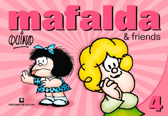 MAFALDA & FRIENDS 4
