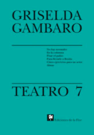 TEATRO 7 GAMBARO