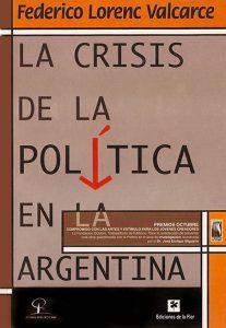 La crisis de la política Argentina