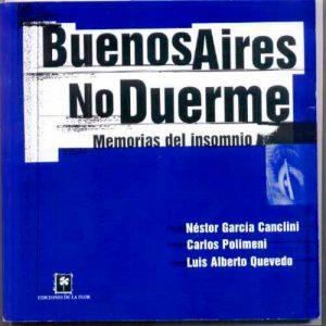 BUENOS AIRES NO DUERME