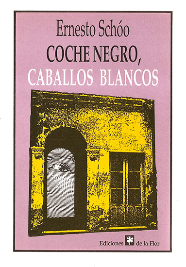 COCHE NEGRO, CABALLOS BLANCOS